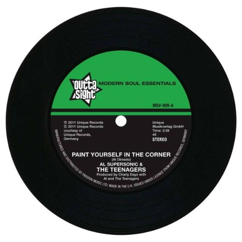 Paint Yourself in a Corner/It Must Be Love