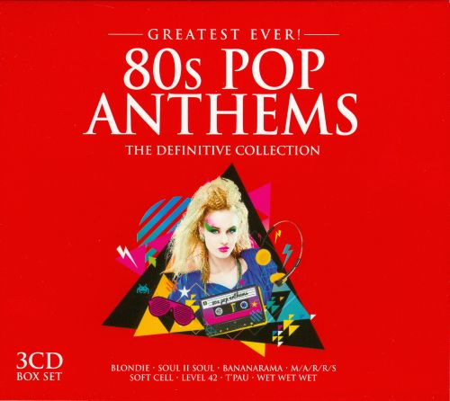 Greatest Ever! 80s Pop Anthems