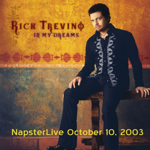 In My Dreams: Napster Live Oct. 10, 2003
