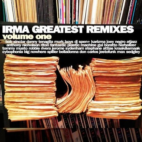 Irma Greatest Remixes, Vol. 1