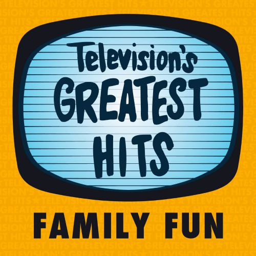Television's Greatest Hits: Family Fun EP