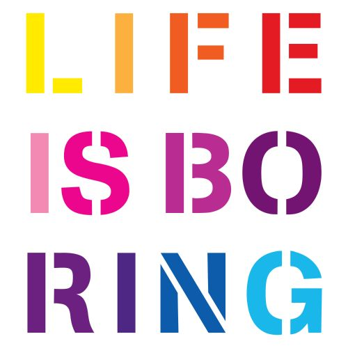 Life is Boring [Re-Remixes]