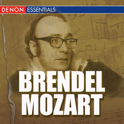 Brendel: The Complete Early Mozart Recordings