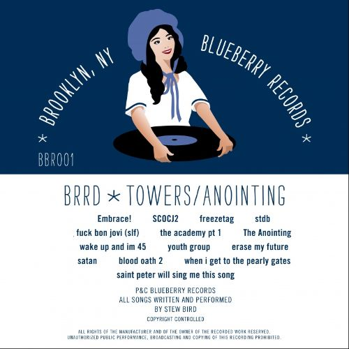 Towers/The Anointing