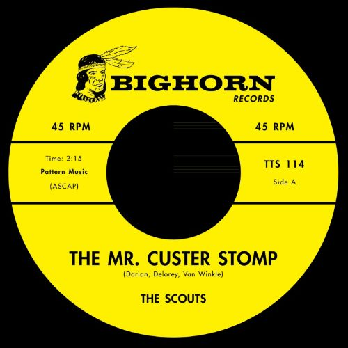 Mr Custer Stomp/Firewater