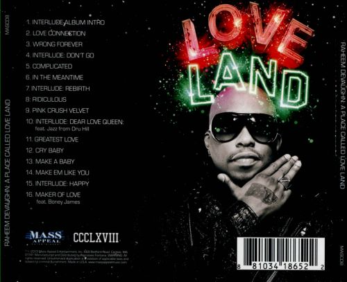 A Place Called Love Land