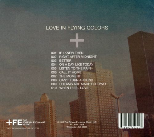 Love in Flying Colors