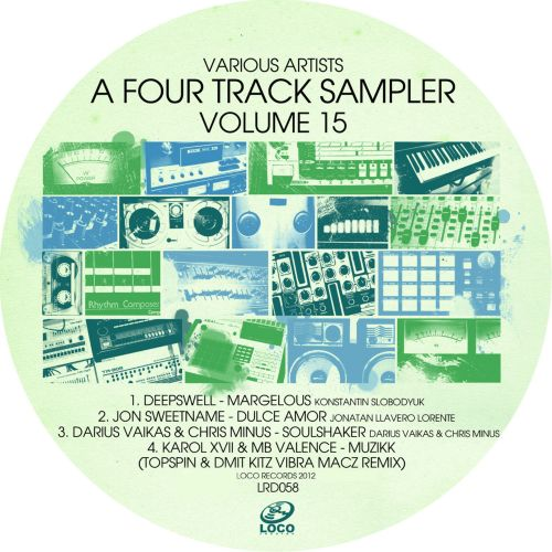 A  Four Track Sampler, Vol. 15