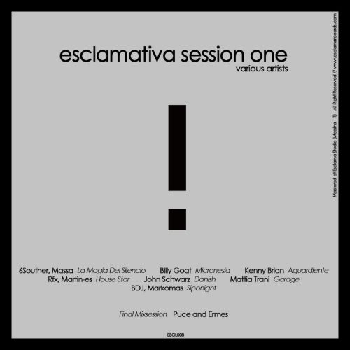 Esclamativa Session One