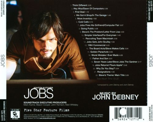 Jobs [Original Motion Picture Score]