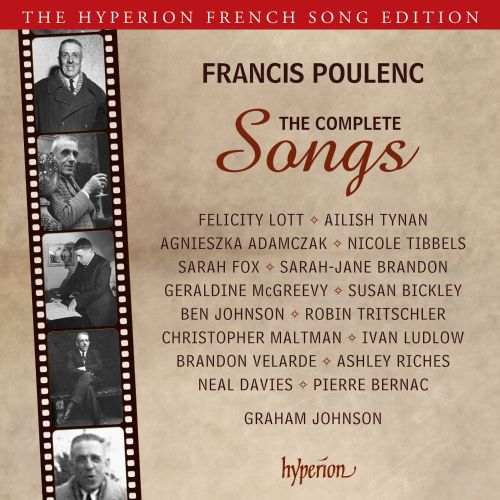 Poulenc: The Complete Songs