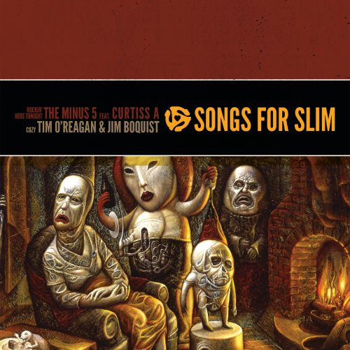 Songs for Slim: Rockin' Here Tonight - A Benefit Compilation For Slim Dunlap [Single]