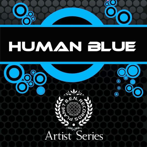 Human Blue Works