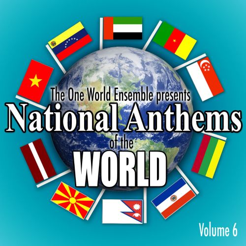 National Anthems of the World, Vol. 6