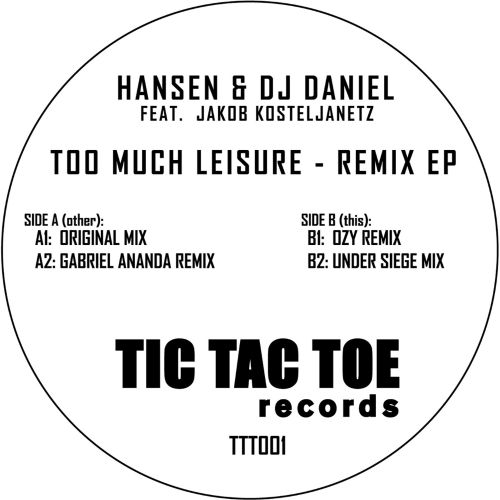 Too Much Leisure Remix EP