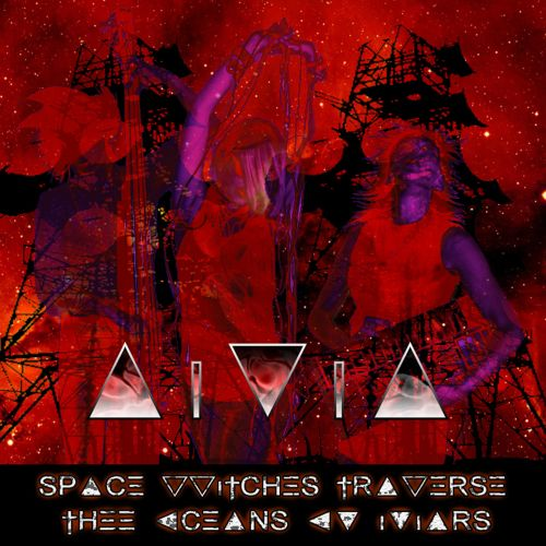 Space Witches Traverse Thee Oceans Ov Mars