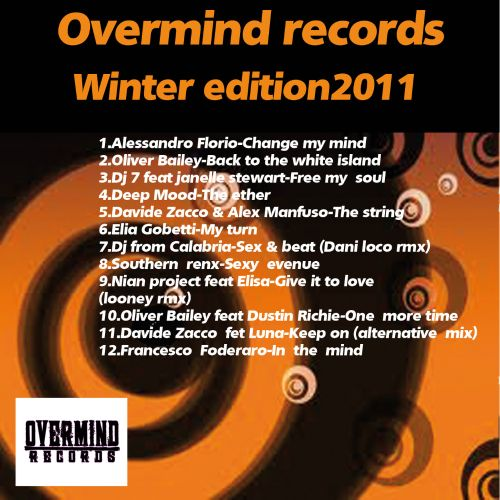 Overmind Records Winter Edition 2011