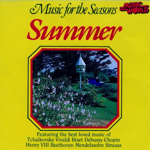Music for the Seasons: Summer