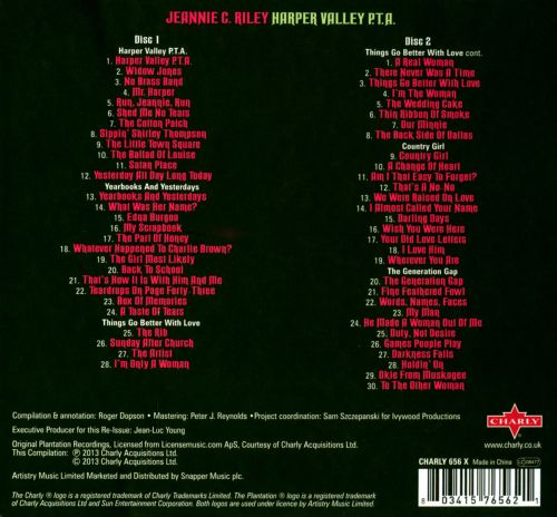 Harper Valley P.T.A.: The Plantation Recordings 1968-70