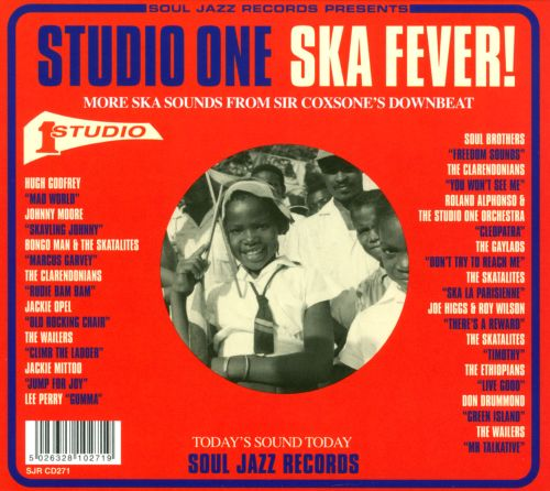 Studio One: Ska Fever!: More Ska Sounds from Sir Coxsone's Downbeat