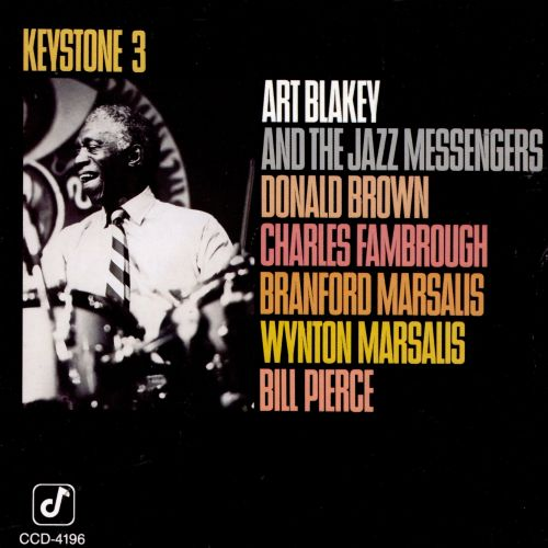 Art Blakey & The Jazz Messengers - A Day With Art Blakey 1961 • Vol. 1