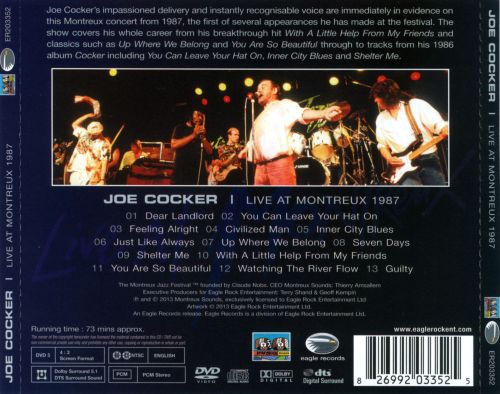 Live at Montreux 1987
