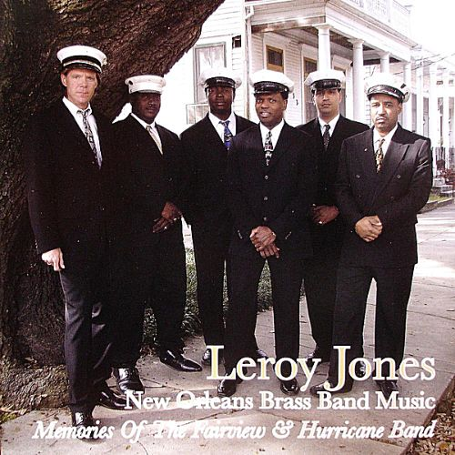 New Orleans Brass Band Music: Memories of the Fairview & Hurricane Band
