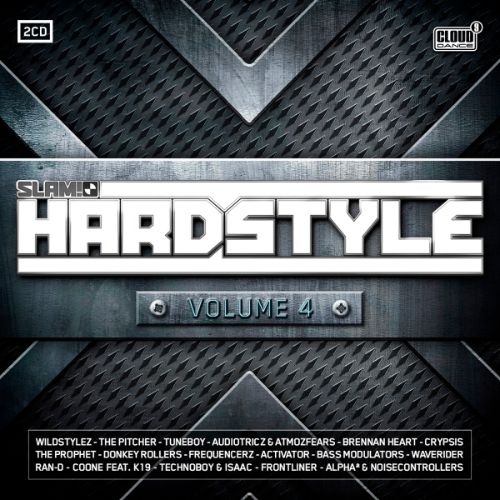 Slam! Hardstyle, Vol. 4