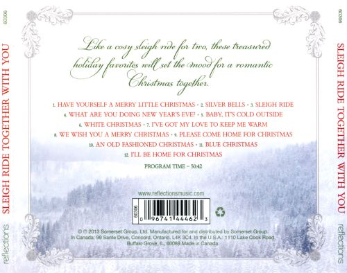 Sleigh Ride Together With You: Romantic Holiday Instrumentals