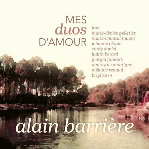 Alain Barriere Les Duos Amour