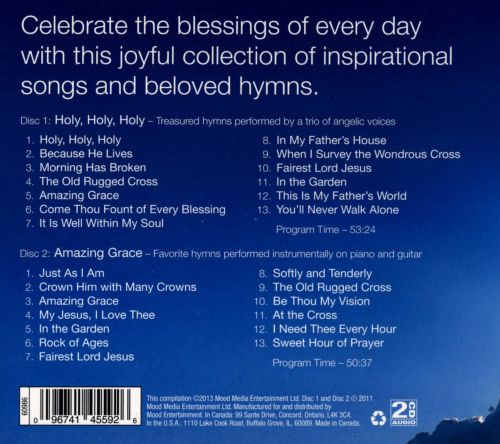 Blessings: Beloved Hymns of Joy and Inspiration