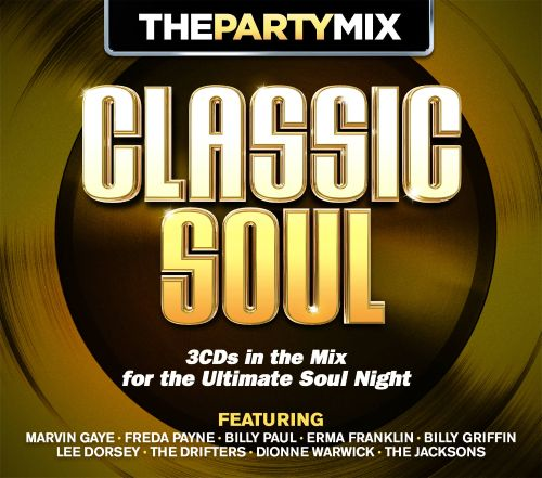 The Party Mix: Classic Soul
