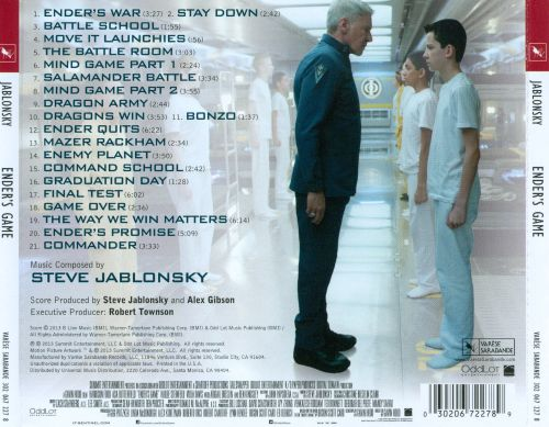 Ender's Game [Original Motion Picture Soundtrack]