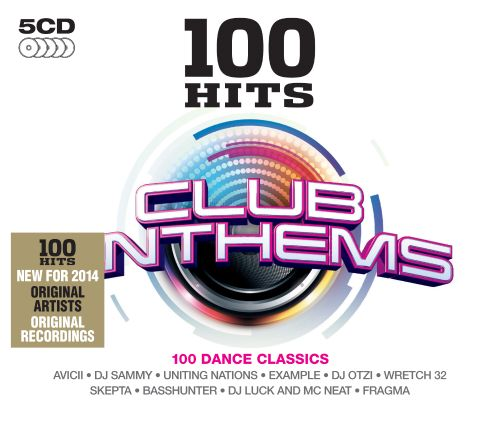 100 Hits: Club Anthems