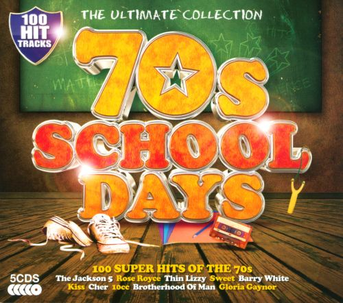 The Ultimate Collection: 70s Schooldays [2013]