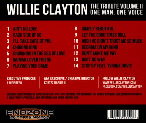 The Tribute, Vol. II: One Man, One Voice