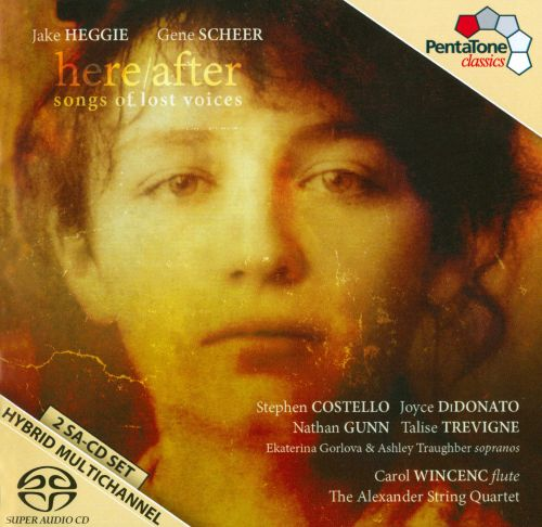 Jake Heggie: Here/After - Songs of Lost Voices