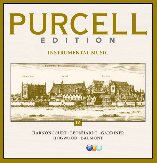 Purcell Edition, Vol. 4: Instrumental Music