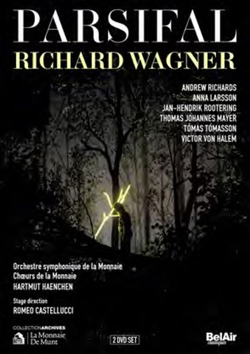 Richard Wagner: Parsifal [Video]