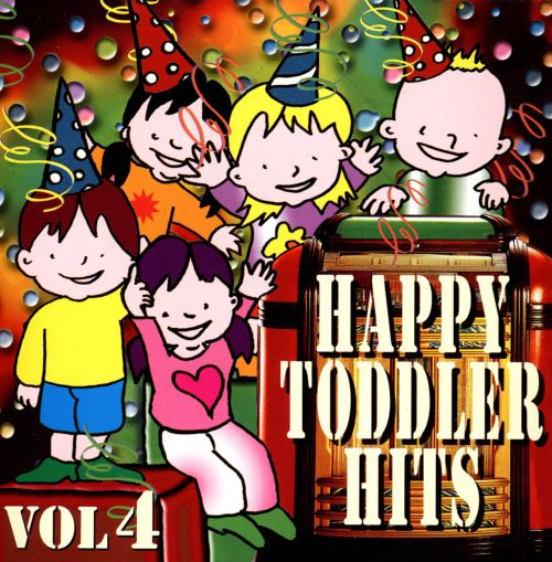 Happy Toddler Hits, Vol. 4