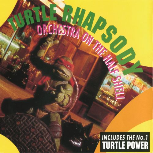 Turtle Rhapsody: Orchestra On The Half Shell