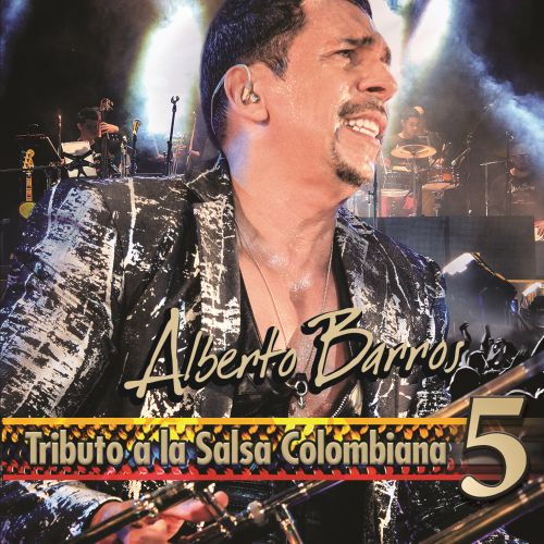 Tributo a La Salsa Colombiana, Vol. 5