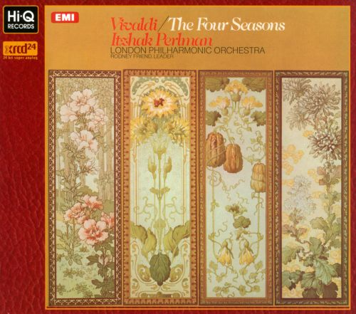 antonio valvaldi the four seasons review Four seasons by vivaldiantonio vivaldi's, the four seasons, is one of the most popular pieces of music ever composed it is regularly used for commercials and.