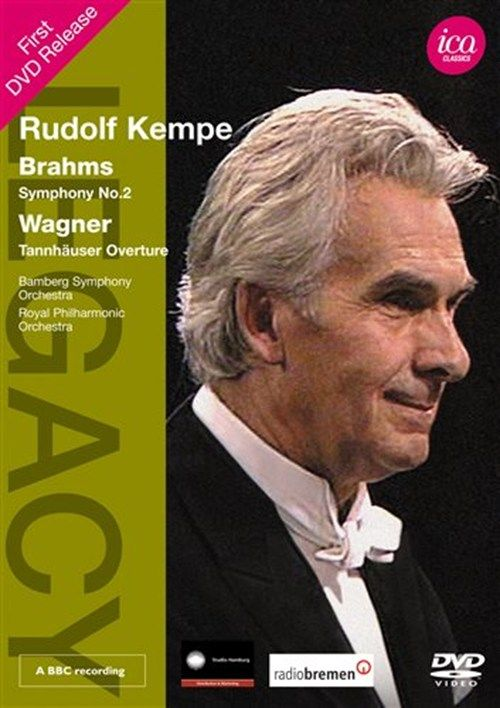 Brahms: Symphony No. 2; Wagner: Tannhauser Overture