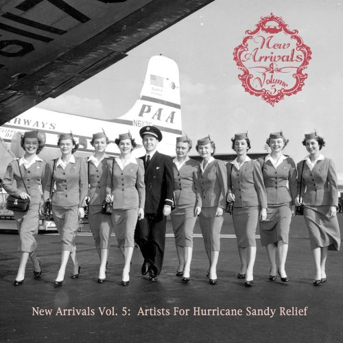 New Arrivals, Vol. 5: Artists for Hurricane Sandy Relief