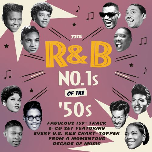 The R&B No. 1s of the '50s