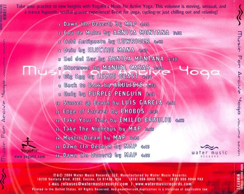 Music for Active Yoga, Vol. 7