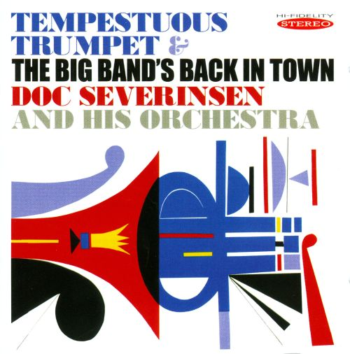 Tempestuous Trumpet/The Big Band's Back in Town