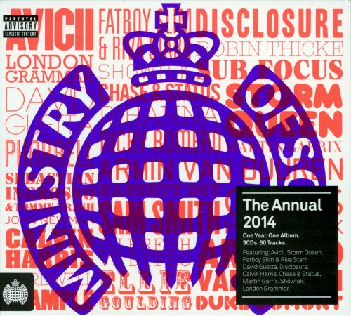 Ministry of Sound: The Annual 2014