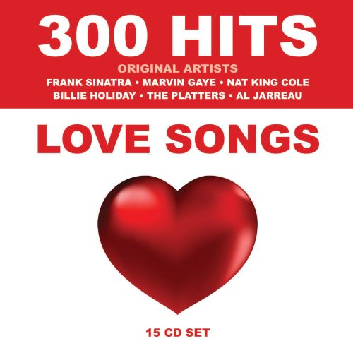 VA - 300 Hits - Love Songs